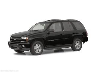 2002 Chevrolet Trailblazer LTZ 4WD LTZ