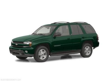2002 Chevrolet Trailblazer 4dr 4WD LS Sport Utility