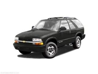Used 2002 Chevrolet Blazer SUV near Detroit