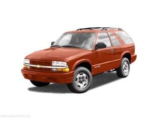 2002 Chevrolet Blazer 2dr LS Sport Utility