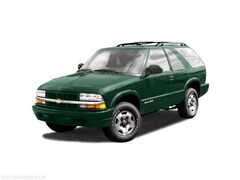 Used 2002 Chevrolet Blazer LS 4WD LS for sale near Muncie IN