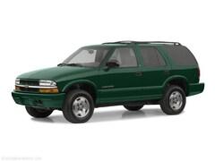 Used 2002 Chevrolet Blazer LS SUV San Angelo, TX