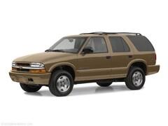 2002 Chevrolet Blazer 4DR 4WD LS LS  SUV
