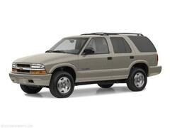 2002 Chevrolet Blazer LS SUV