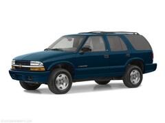 2002 Chevrolet Blazer 4dr 4WD LS SUV