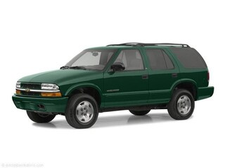 Pre-Owned 2002 Chevrolet Blazer LS SUV in Helena, MT