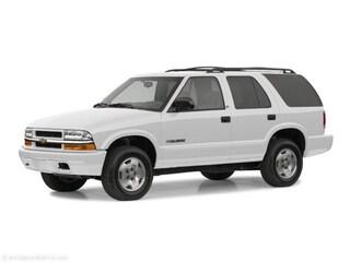 2002 Chevrolet Blazer 4WD LS SUV