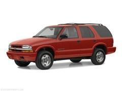 New 2002 Chevrolet Blazer LS SUV 18S836B in Gainesville, FL