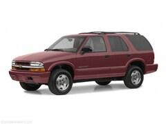 Used 2002 Chevrolet Blazer LS SUV for sale in Lansing, MI