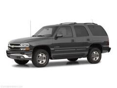 2002 Chevrolet Tahoe LS SUV