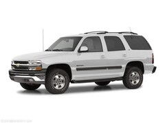 Used 2002 Chevrolet Tahoe LS SUV Youngstown, Ohio