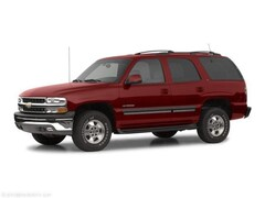 Pre-Owned 2002 Chevrolet Tahoe For Sale in Tallahassee