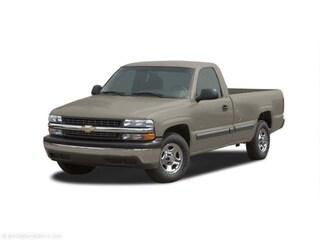 2002 Chevrolet Silverado 1500 Commercial Truck