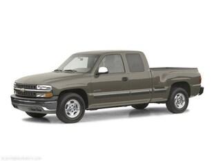2002 Chevrolet Silverado 1500 Truck Extended Cab