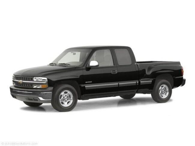 2002 Chevrolet Silverado 1500 LS Extended Cab Truck