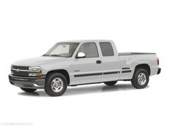 Bargain Used 2002 Chevrolet Silverado 1500 Ext Cab 143.5 WB X2277 Flagstaff, AZ