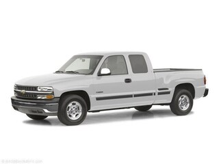 Used 2002 Chevrolet Silverado 1500 Truck Extended Cab for sale near you in Corona, CA