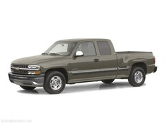 Used 2002 Chevrolet Silverado 1500 LS  4x4   Extend cab Truck for sale in Newport, TN