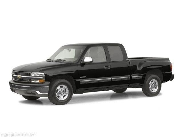 2002 Chevrolet Silverado 1500 Truck