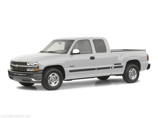 Used 2002 Chevrolet Silverado 1500 Truck Extended Cab Grand Forks, ND