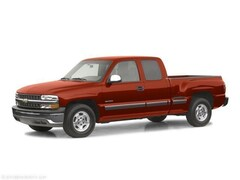 Used 2002 Chevrolet Silverado 1500 Truck Extended Cab 2GCEK19T421336907 T7182A For Sale in Twin Falls, ID