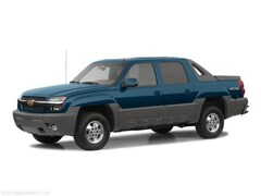 2002 Chevrolet Avalanche 1500 Base Truck For Sale in El Paso