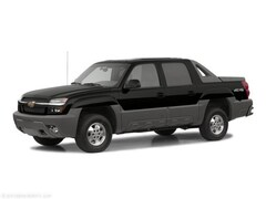 Bargain Used 2002 Chevrolet Avalanche 1500 Base for Sale under $10,000 in Clearwater near St. Petersburg, FL