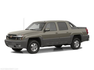 Used 2002 Chevrolet Avalanche 1500 Base Truck Crew Cab For Sale in Antioch, IL