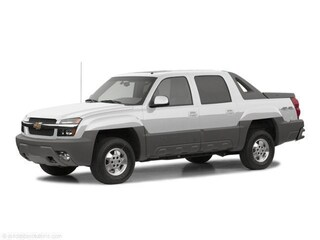 Used 2002 Chevrolet Avalanche 1500 Base Truck Crew Cab Medford, OR