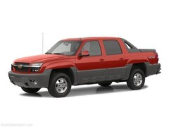 Used 2002 Chevrolet Avalanche 1500 Crew Cab Truck