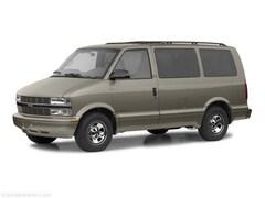 2002 Chevrolet Astro Van Passenger Van