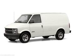 2002 Chevrolet Astro Van Cargo Van