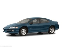 2002 Dodge Intrepid ES/SXT Sedan