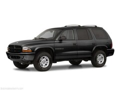 Used 2002 Dodge Durango 4dr 4WD SLT SUV for sale in Denver CO