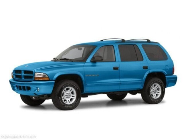 2002 Dodge Durango SLT Plus SUV
