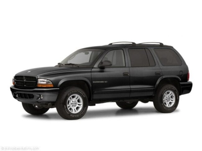 2002 Dodge Durango SLT Plus SUV