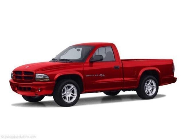 2002 Dodge Dakota Base Truck Regular Cab