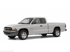2002 Dodge Dakota Base Truck Club Cab