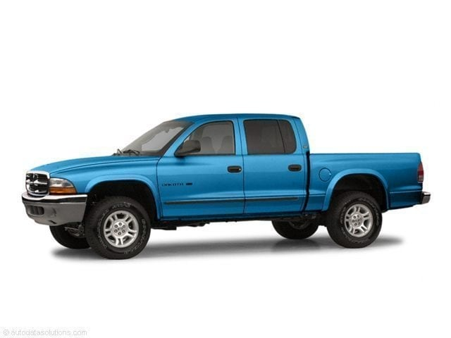2002 Dodge Dakota SLT Crew Cab Short Bed Truck
