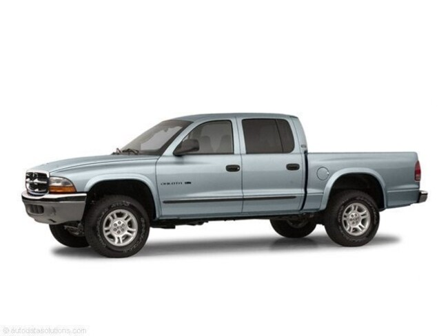 2002 Dodge Dakota SLT Truck Quad Cab