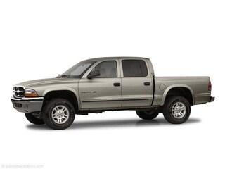 Used 2002 Dodge Dakota SLT Truck Quad Cab Billings, MT