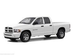 2002 Dodge RAM 1500 QUAD CAB