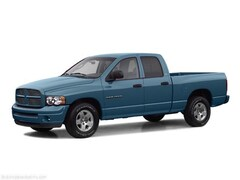 Used 2002 Dodge Ram 1500 4x4 Quad Cab SLT Truck for sale in Decatur, IL
