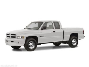 2002 Dodge Ram 2500 SLT Truck