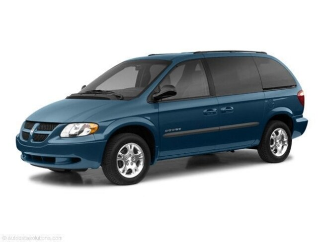 2002 Dodge Caravan eC Van