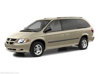 2002 Dodge Grand Caravan 4DR Grand Sport 119  WB Van Passenger Van