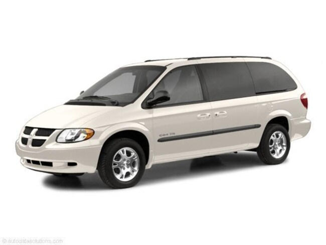 2002 Dodge Caravan Sport Grand Sport 119 WB