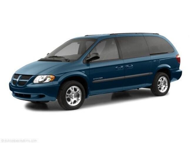 2002 Dodge Grand Caravan EL Passenger Van
