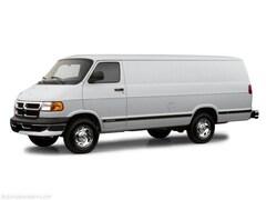 2002 Dodge Ram Van 1500 Base Van Cargo Van