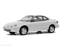 2002 Ford Escort SE ZX2  Coupe